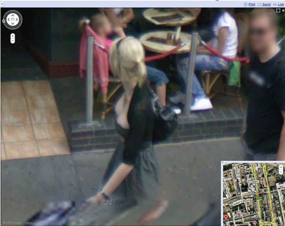 Google Street View Coquin 171 Shymata Com